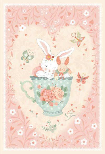 Woodland Tea Time
