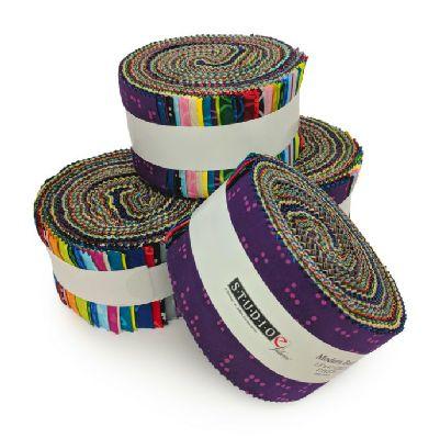 Modern Batiks 2.5 Strips