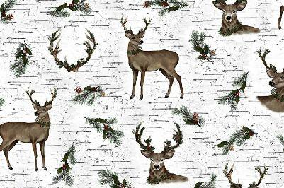 Winter Deer Digital Cuddle (20G)