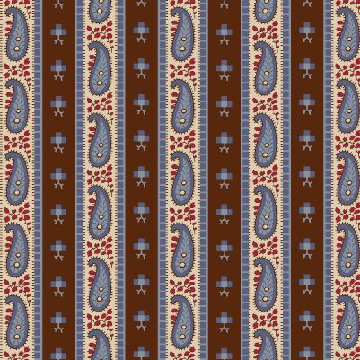 French Paisley