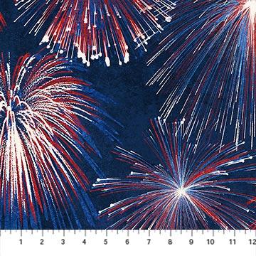 NORTH- Stonehenge Celebration Fireworks X