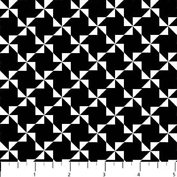 ColorWorks Concepts 20831-99 Black Northcott