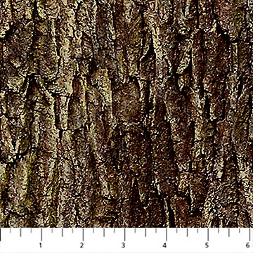 Tree Bark - Naturescapes - Single Colorway 21396-36