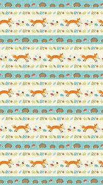 Fox and Friends Fox Stripe