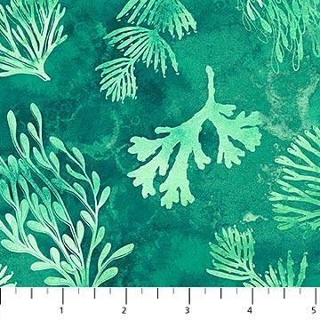 Artisan Spirit Ocean Tides - green sea life