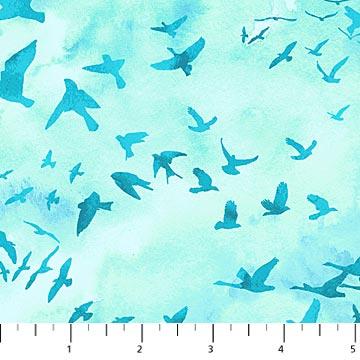 Artisan Spirit Ocean Tides - Birds in flight