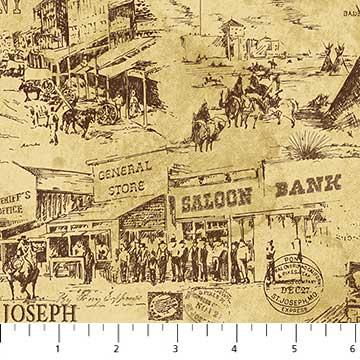 Northcott Pony Express 21830-36