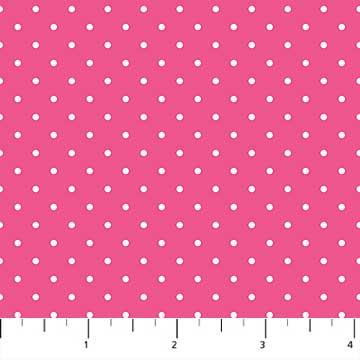 Girls of the World Pindot Pink
