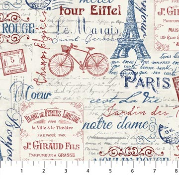 Paris... Always a good idea! Words Taupe 22355-12