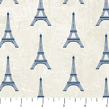 Paris... Always a good idea!Eiffel Tower Taupe 22359-12