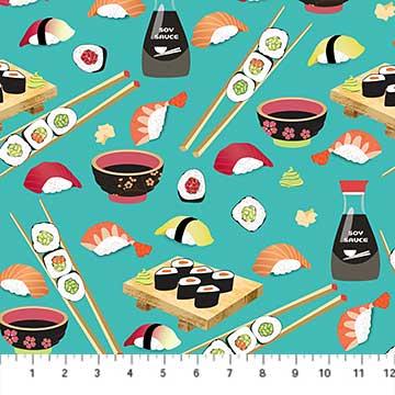 Sushi - Single Colorway 22362-64
