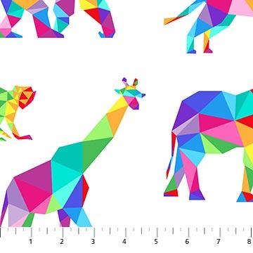 Zoometrix - Colorway Animals 22411-10