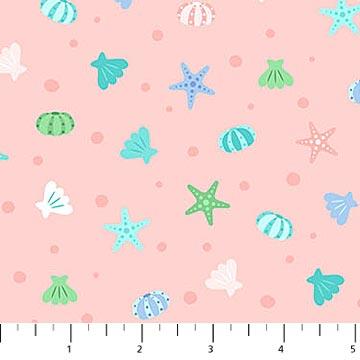 Mermaid Sea Shells - Pink 21