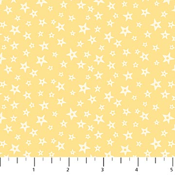 Ever After-Yellow/White Stars