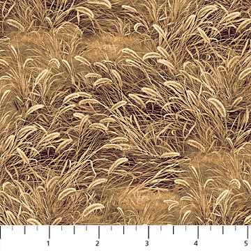Natures Wheat Field