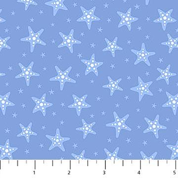 Mermaid Star Fish - Blue 44