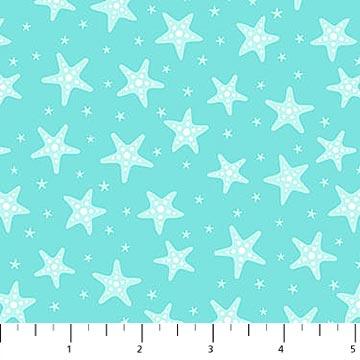 Mermaid Star Fish - Aqua 62