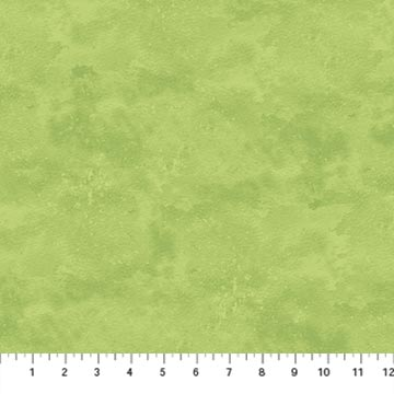 Northcott 22887-72 Deck the Halls Light Green Tonal Dots
