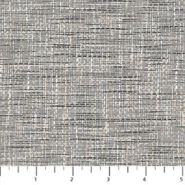 Material Girl Fabric - Tweed - Gray - 23225-92