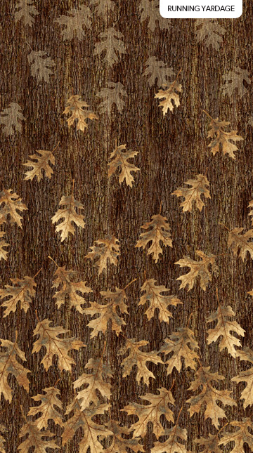 Oakwood Iron Ore ~ Falling Leaves