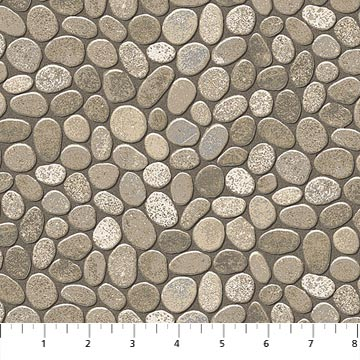 Oakwood - Pebbles in Slate