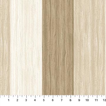THE VIEW FROM HERE 23425-12 WHITEWASH Woodgrain Strip