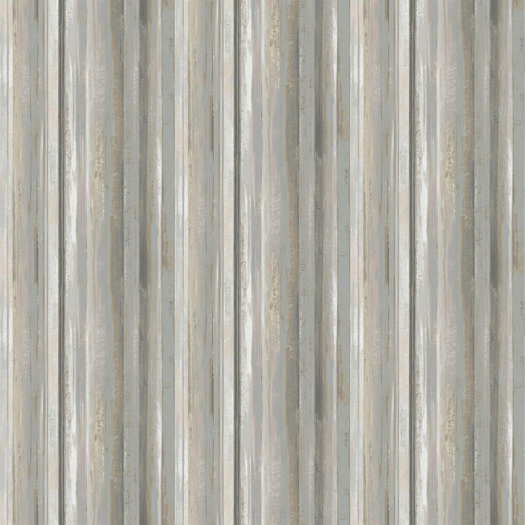 Ophelia Gray Multi  Textured Stripe