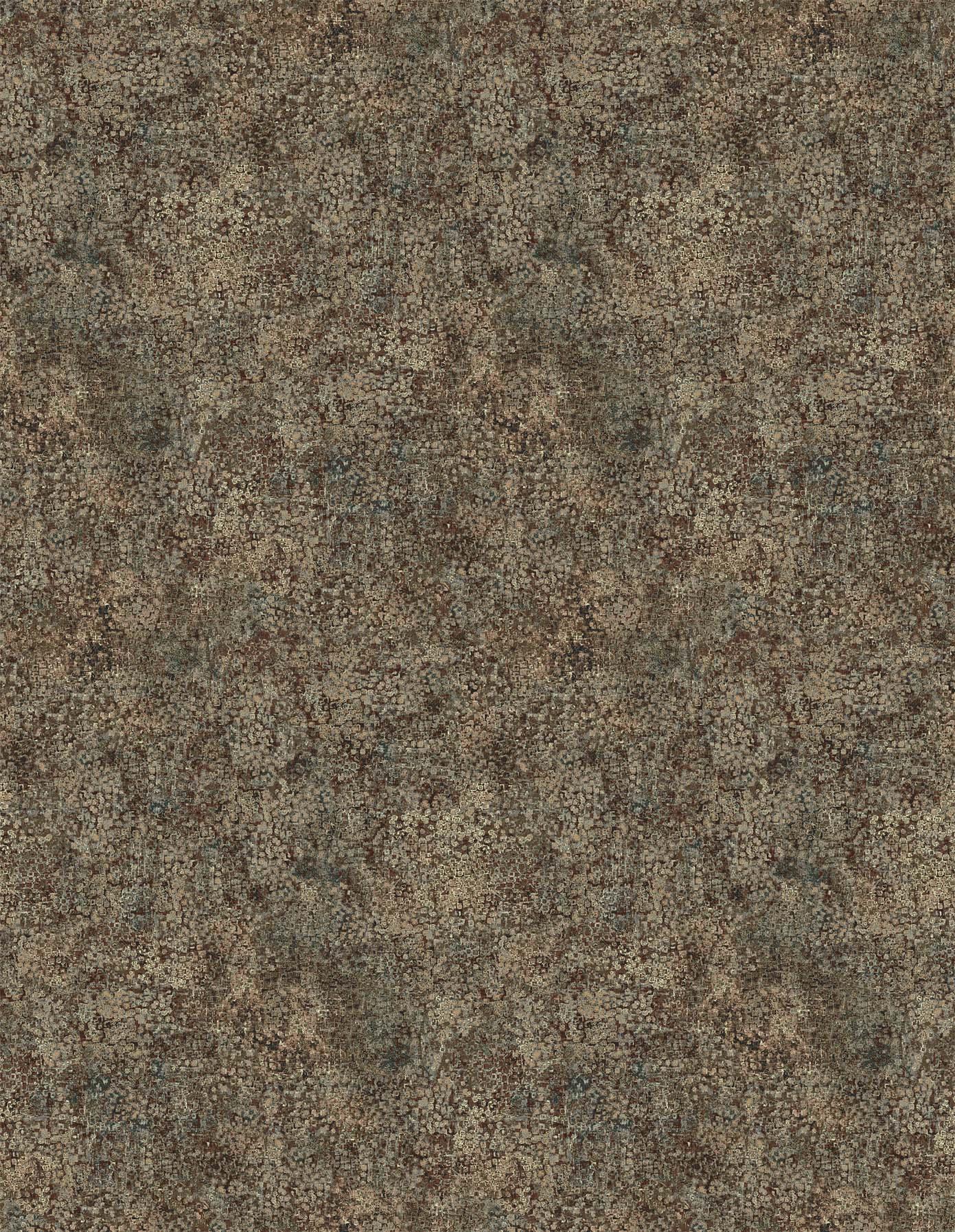 Ophelia Brown Multi  Calcite Texture
