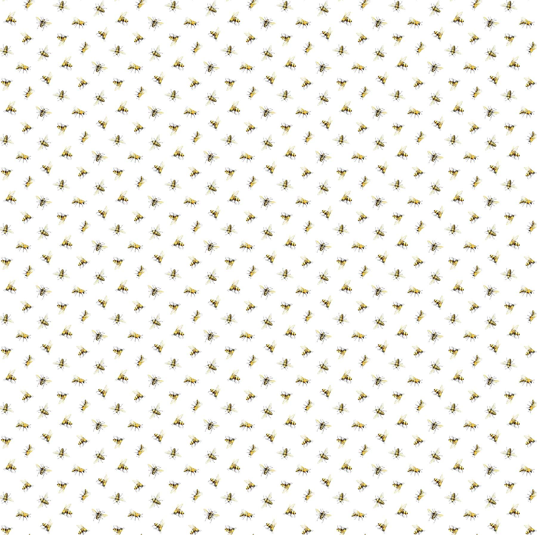 SCENTED GARDEN WHITE MULTI 23973-10