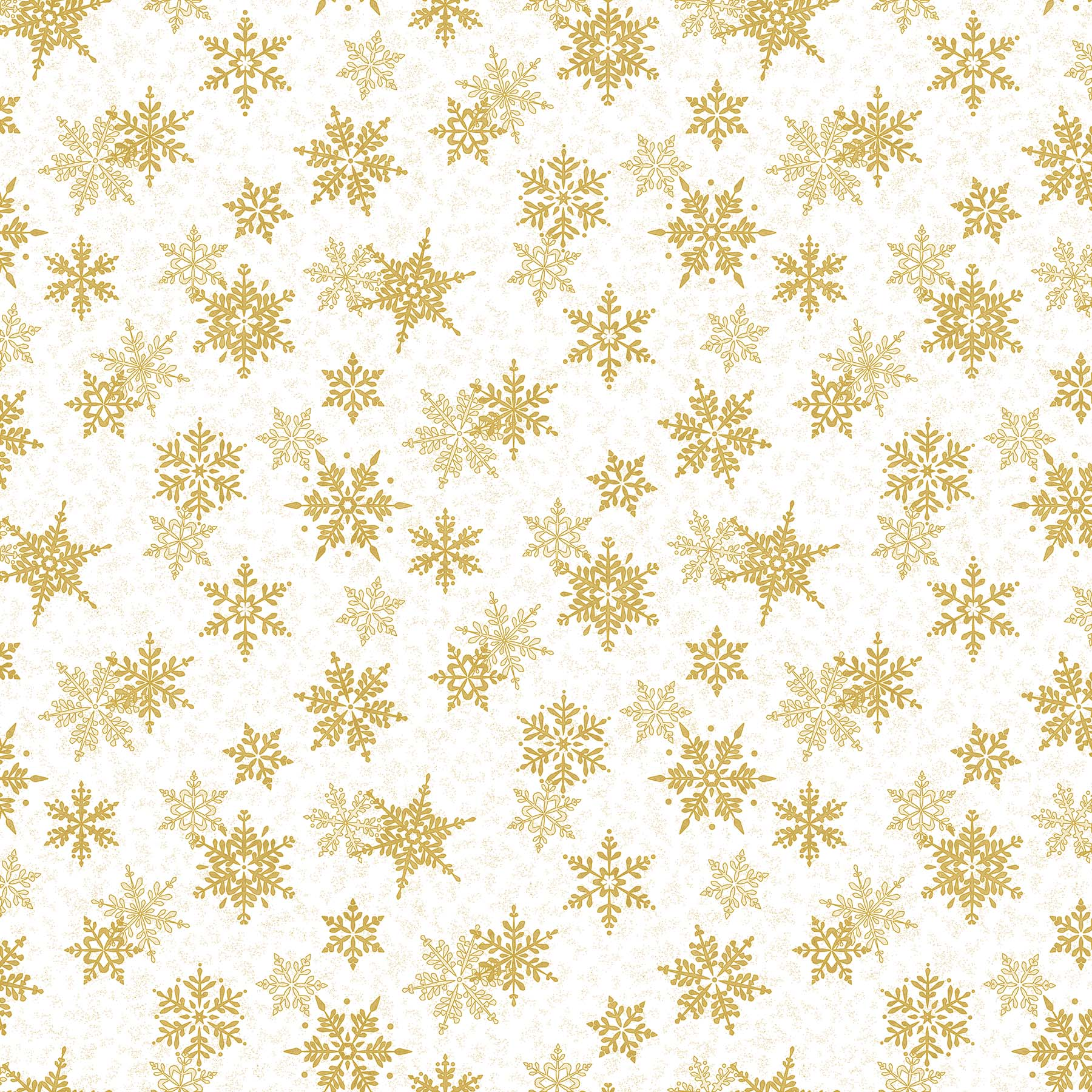 SHIMMER FROST WHITE GOLD LARGE SNOWFLAKE