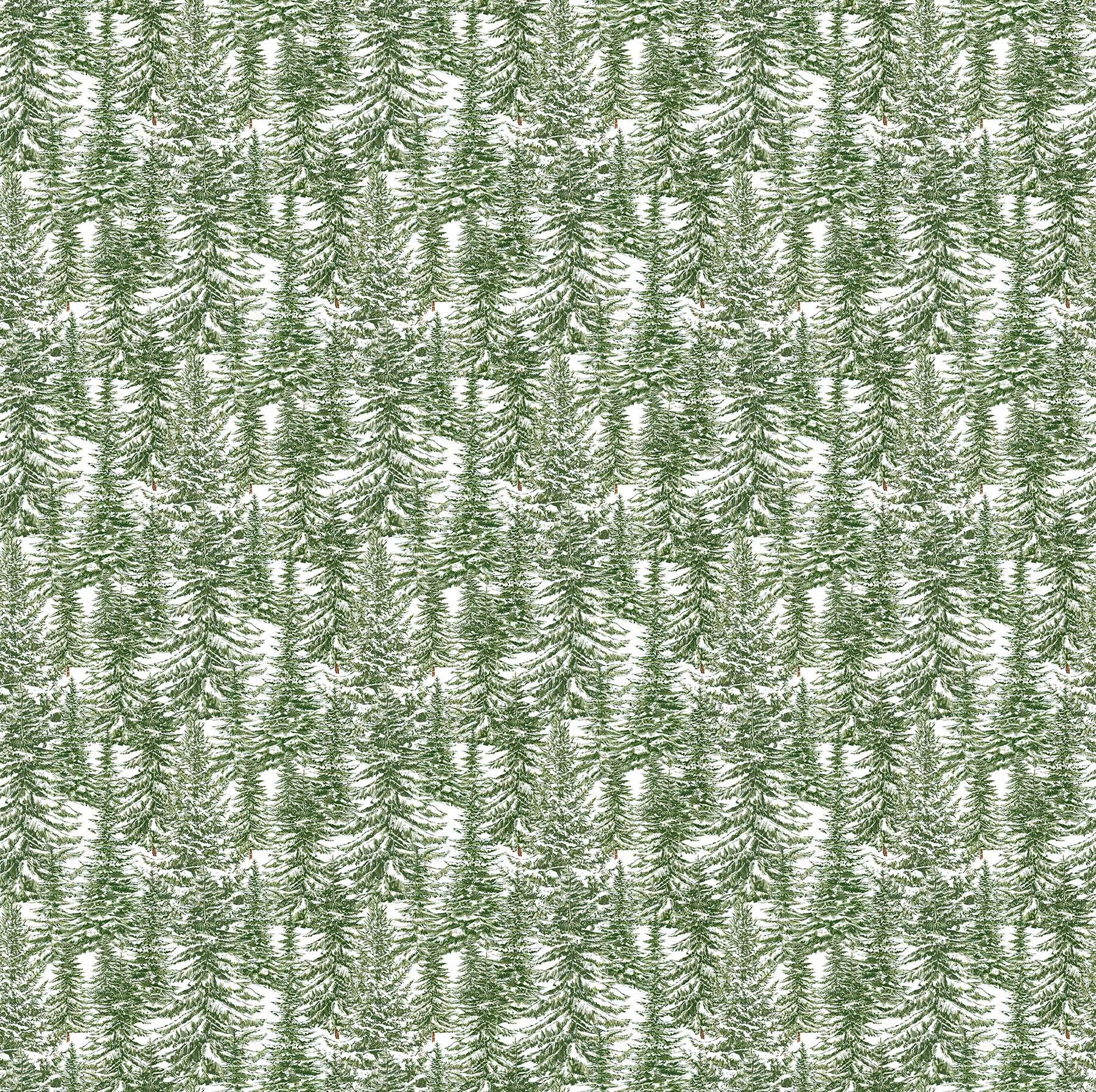 Alpine Winter 24343-72 Green