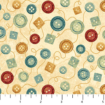 A Stitch in Time Buttons Stonehenge 9358-11