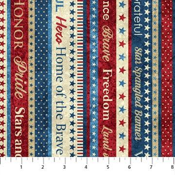 Stonehenge Stars & Stripes VI - 39386-24