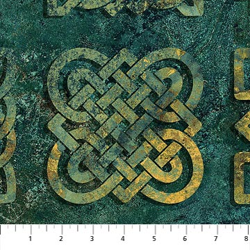 Stonehenge Solstice Celtic Knot Blocks