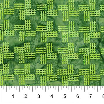 Kilts & Quilts Spring leaf