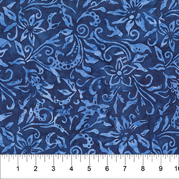Banyan BLUE FLORAL