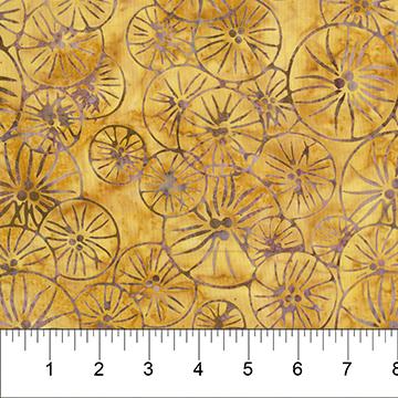 Batik - Cranberry Chutney Golden Lilac