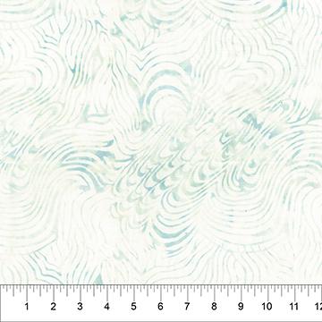 BB- Northern Lights Batik Ice Swirls