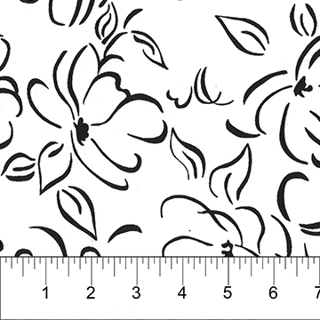 Banyan Classic Batik  Black on White 81200-990