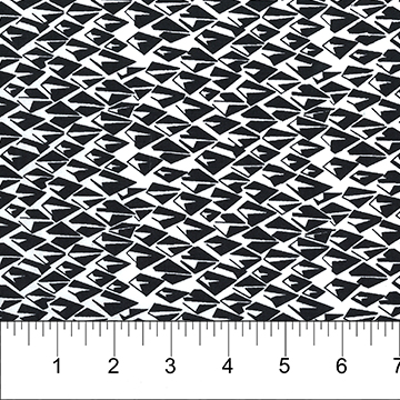 Banyan Classic Batiks Black on White  81204-990