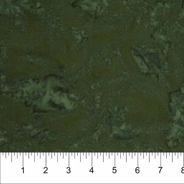 BANYAN Batiks SHADOWS FOREST GREEN 81300 78