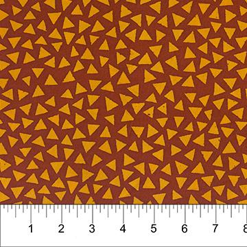 Batik Fabric Sale - COLOR BLOCKING BRICK