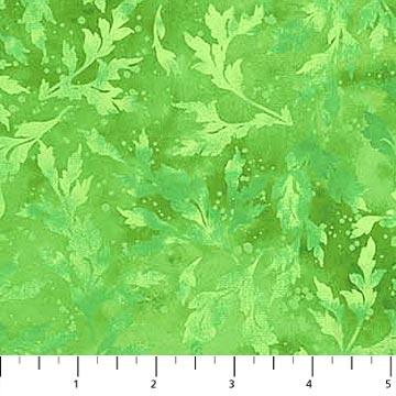 Northcott Essence - Lime Twist  9025-76