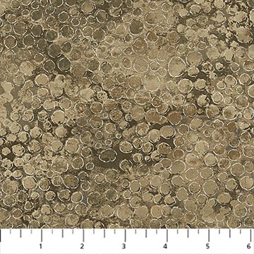 108 SHIMMER look WIDE BACKING SAND by Northcott B22991 - 12 *