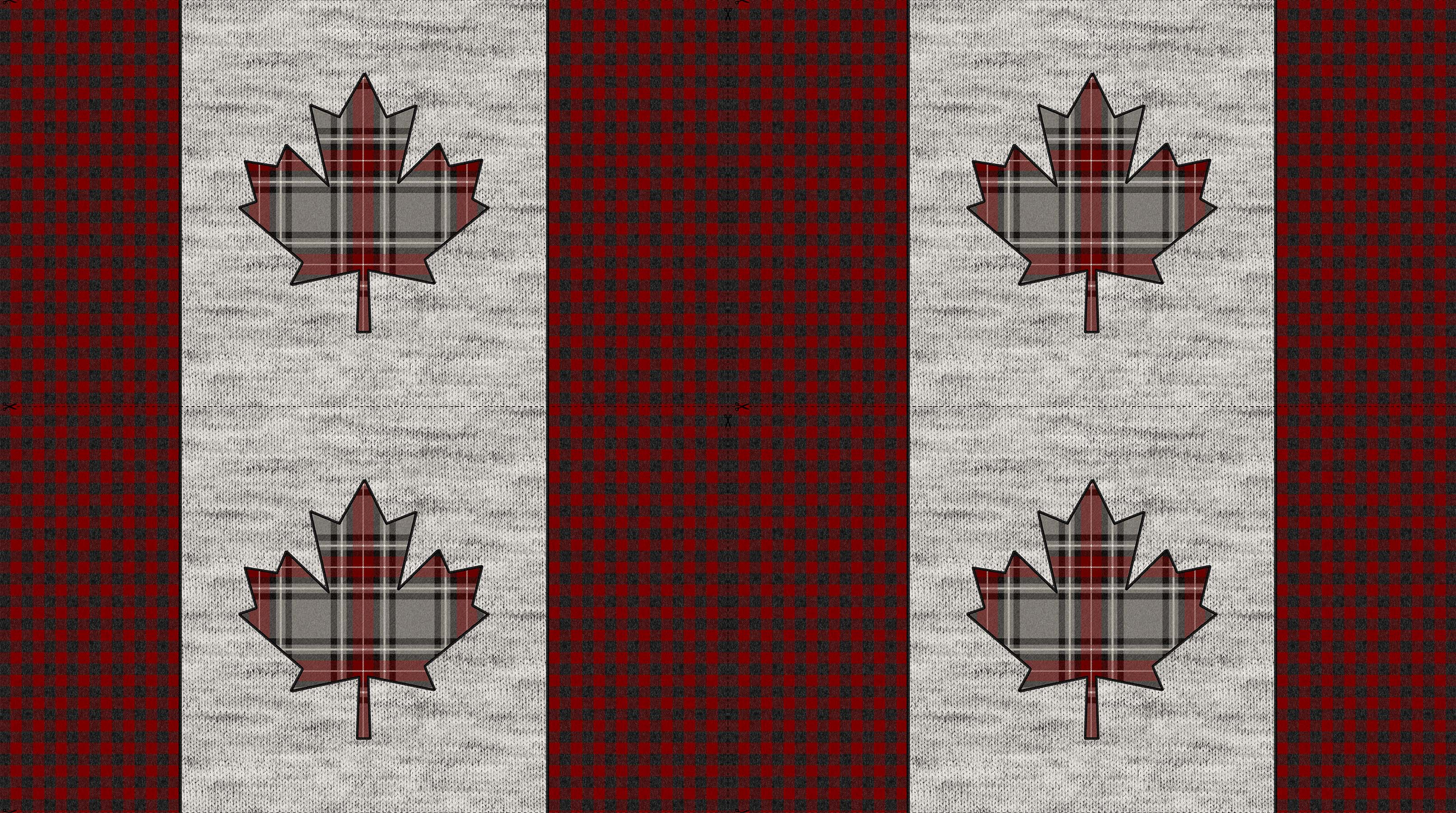 My Canada - Placemat Panel