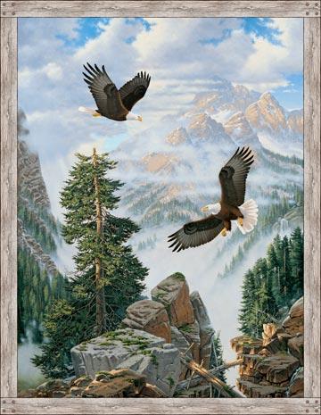 Northcott - Eagle Pass - Panel