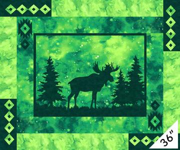 36 Artisan Spirit Imagine Panel-66-76- Moose