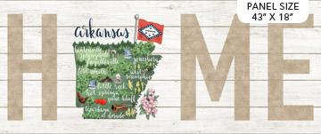 MY HOME STATE Arkansas- 23133-10