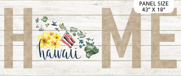 **Hawaii home panel