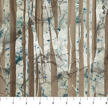 NM WP Birch Trees Brown Multi DP23754 36